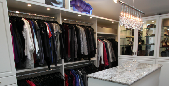 Get Inspired To Redesign Your Closet And Pantry To Work For You